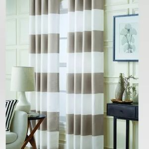 Target Threshold Striped Curtains